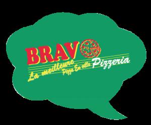 Logo de Bravo Pizzeria (restaurant italien à Joliette)